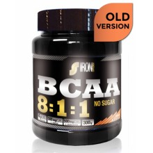 BCAA 8:1:1 300g IRON SUPPLEMENTS